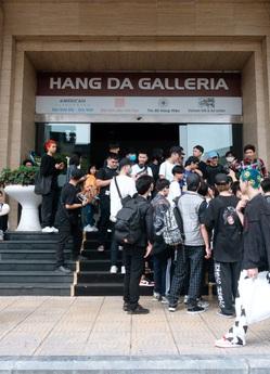 Casting Rap Việt mùa 2 tại Hà Nội: Thời tiết nắng nóng, không làm giảm năng lượng của các thí sinh