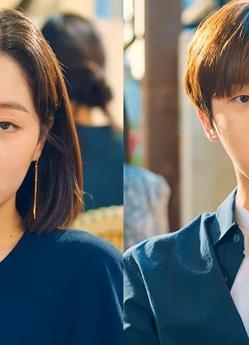 """Cuộc chiến thượng lưu: Hé lộ cảnh quay chưa lên sóng, Min Hyuk tỏ tình Je Ni trước khi """"bỏ trốn"""" sang nước ngoài"""
