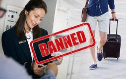 Hãng hàng không Saudi Arabian: Du khách mặc quần sooc sẽ không được lên máy bay