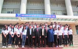 Trưởng ban Kinh tế Trung ương Nguyễn Văn Bình dự lễ khai khóa và làm việc với ĐHQG-HCM