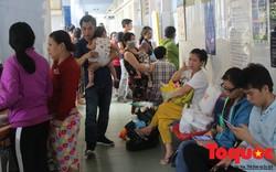Nguy cơ lây nhiễm chéo tại bệnh viện vì lo ngại EV71?