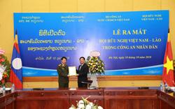 Thứ trưởng Bùi Văn Nam đảm nhiệm chức Chủ tịch Hội Hữu nghị Việt Nam – Lào trong CAND
