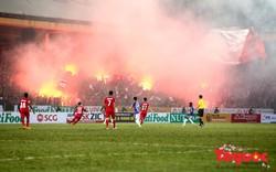 Liên đoàn bóng đá Việt Nam nhận phạt