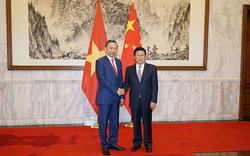 Thượng tướng Tô Lâm dự Hội nghị hợp tác phòng, chống tội phạm lần thứ 6 Việt Nam - Trung Quốc