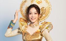 Ngắm trang phục dân tộc đẹp xuất sắc của Á hậu Phương Nga tại Miss Grand International