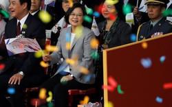 """Bà Thái Anh Văn tuyên bố """"rắn"""" về an ninh Đài Loan"""