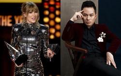 Tùng Dương làm nổi sóng khi dám động đến Taylor Swift