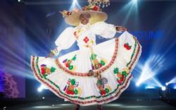 Ngắm những trang phục dân tộc ấn tượng của các hoa hậu thế giới tại Miss Grand International 2018