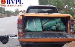 Bắt giữ đối tượng người Lào vận chuyển hơn 300kg ma túy