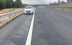 Xuất hiện vết dầu loang bất thường trên cao tốc Đà Nẵng – Quảng Ngãi