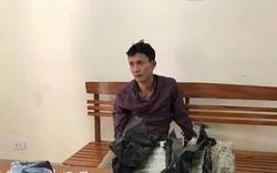 Nghệ An: CSGT bắt 30 bánh heroin