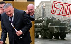 """Nga bất ngờ tiết lộ hệ thống phòng không S-700 """"gây sốt"""""""