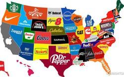 13 tấm bản đồ sẽ làm thay đổi cách bạn nhìn nhận về nước Mỹ