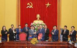Bộ trưởng Tô Lâm hội đàm với với Đoàn đại biểu cấp cao Mông Cổ