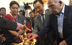 Việt Nam gây ấn tượng tại Hội chợ Quốc tế Lụa tại Ấn Độ