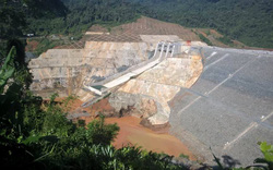 Khắc phục xong sự cố, thủy điện Sông Bung 2 dự kiến tích nước trở lại trong mùa mưa năm nay