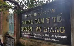 Sốt xuất huyết lần đầu tiên xuất hiện ở huyện miền núi Tây Giang – Quảng Nam