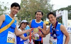 Lần đầu tiên Giải chạy tiếp sức Kizuna Ekiden được tổ chức tại Việt Nam