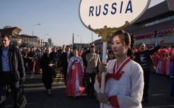 Dồn dập ván bài Triều Tiên: Nga tung hứng cơ hội lớn