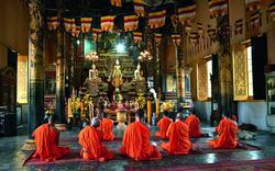 Chùa Việt Nam qua góc nhìn nhiếp ảnh gia Pháp