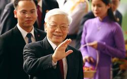 """Ông Nguyễn Đình Hương: """"Tổng Bí thư làm Chủ tịch nước rất thuận lợi cho công việc, sẽ luôn được toàn dân ủng hộ, đồng tình"""""""