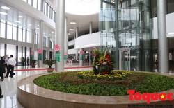 Chùm ảnh: Ghé thăm khu Bệnh viện đẹp như khách sạn 5 sao