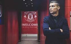 Ronaldo ngày trở lại: