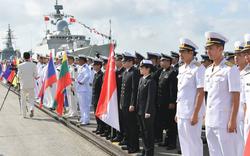Việt Nam lên tiếng việc điều tàu tập trận chung với ASEAN và Trung Quốc