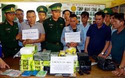 32kg ma túy đá được vận chuyển từ Lào về tiêu thụ