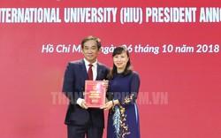 PGS.TS Hồ Thanh Phong chính thức giữ chức vụ Hiệu trưởng Đại học Quốc tế Hồng Bàng
