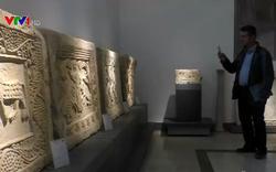 Sau 6 năm đóng cửa, Bảo tàng quốc gia Syria  bắt đầu đón khách tham quan