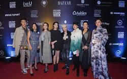 Không hẹn mà gặp, khán giả được tận mắt ngắm cả dàn hoa hậu Việt Nam và thế giới hội ngộ để