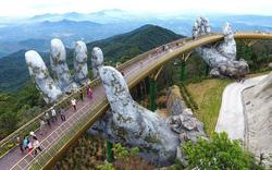 Thêm một cây cầu nữa trên thế giới sẽ được cho là kiến tạo từ cảm hứng Cầu Vàng Đà Nẵng