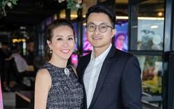 Bạn trai doanh nhân kém 10 tuổi đến chúc mừng Hoa hậu Thu Hoài giới thiệu