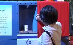 Trải nghiệm máy tạo nước sạch từ không khí của Israel
