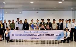 Khai trương đường bay Busan – Đà Nẵng