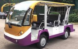 Đà Lạt thí điểm xe điện phục vụ tham quan du lịch