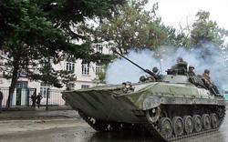 Nga hé lộ vành đai phòng thủ mới nếu Ukraine, Georgia vào NATO