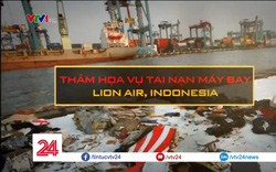 Thảm họa rơi máy bay tại Indonesia: Vẫn chưa thể xác định nguyên nhân