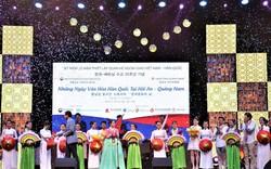 """Nhiều nghệ sĩ nổi tiếng xứ Kim chi sẽ xuất hiện tại """"Những ngày văn hóa Hàn Quốc tại Hội An, 2018"""""""