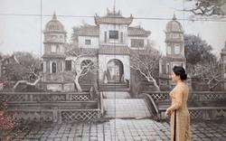 Sắc Thu Hà Nội - trình diễn thời trang và âm nhạc trên phố bích họa Phùng Hưng