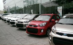 Ôtô giảm giá hàng loạt