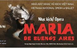 """Công diễn vở opera """"Maria đến từ Buenos Aires"""" tại Nhà hát Lớn Hà Nội"""