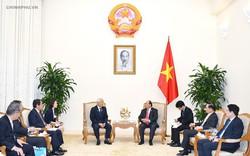 Thủ tướng khẳng định Việt Nam cam kết tạo điều kiện thuận lợi cho các doanh nghiệp Nhật Bản đầu tư kinh doanh thành công ở Việt Nam