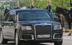 Siêu xe Aurus Nga sẵn sàng đổ bộ Geneva Motor Show 2019