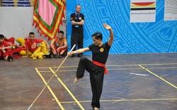Võ cổ truyền Việt Nam khẳng định vị thế với bè bạn quốc tế