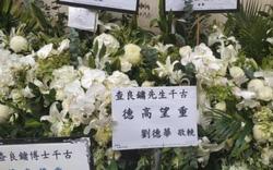 Hình ảnh tang lễ của