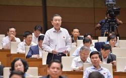 Bộ trưởng Tô Lâm: Bộ Công an bảo đảm không bỏ lọt tội phạm, không làm oan người vô tội