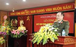 Thành lập Đảng bộ Cục Đào tạo Bộ Công an nhiệm kỳ 2018 – 2020