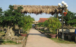 Hà Nội: Công nhận điểm du lịch làng nghề sinh vật cảnh Hồng Vân